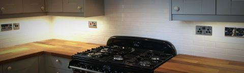 Kitchen Electrical Installations and alterations