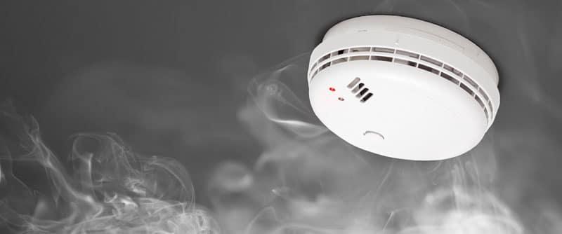 Smoke alarm testing
