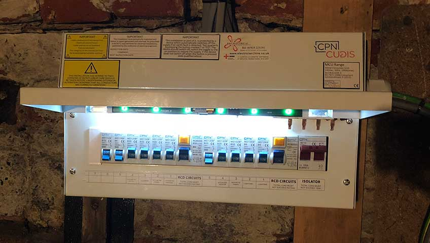 Fuse Board Replacement