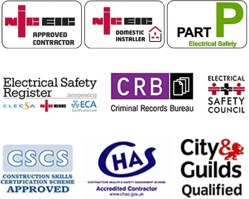 Electrician-accreditations
